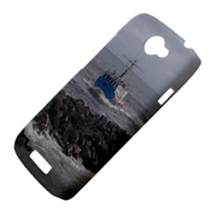 HTC One S Hardshell Case  Right 45