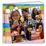 Rainbow Power - 8x8 Deluxe Photo Book (20 pages)