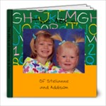 abc book - 8x8 Photo Book (20 pages)