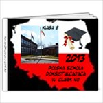 Class of 2013 - 11 x 8.5 Photo Book(20 pages)