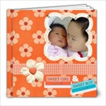 My kids - 8x8 Photo Book (20 pages)