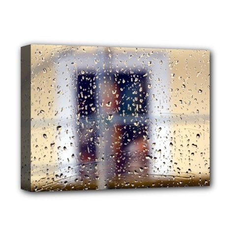 Rainy Day Deluxe Canvas 16  X 12  (stretched)  by artposters