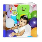 AAPTI 3 - 6x6 Photo Book (20 pages)