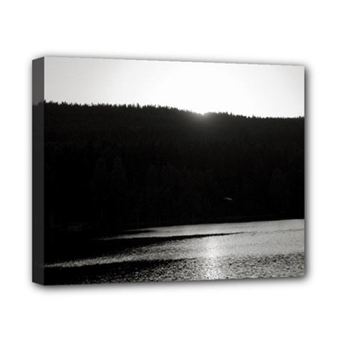 Waterscape, Oslo 8  X 10  Framed Canvas Print by artposters