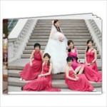 Bridesmaid - 7x5 Photo Book (20 pages)