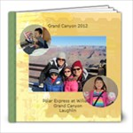 GrandCanyon Photo Book - 8x8 Photo Book (20 pages)