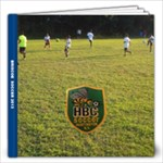 BRICOE3 - 12x12 Photo Book (20 pages)