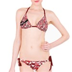 Red Lip Bikini - Bikini Set