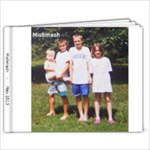 mishmash - 7x5 Photo Book (20 pages)
