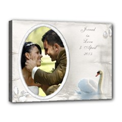 Our Love 16x12 (stretched) Canvas - Canvas 16  x 12  (Stretched)