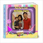 bday party - 6x6 Photo Book (20 pages)
