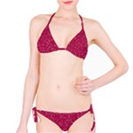 Pink Glitter Bikini - Bikini Set
