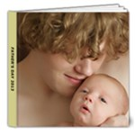 Timmy Fathers Day - 8x8 Deluxe Photo Book (20 pages)