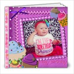 payton birthday - 8x8 Photo Book (20 pages)