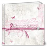 Hannah - 12x12 Photo Book (20 pages)