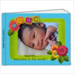 Sparsh_Album_1 - 9x7 Photo Book (20 pages)