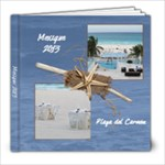 Playa car palace photo Album - 8x8 Photo Book (20 pages)