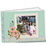 claire big book1 - 9x7 Deluxe Photo Book (20 pages)