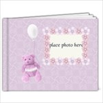 Baby_Girl_11x8.5 - 11 x 8.5 Photo Book(20 pages)