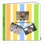 spring 2013 - 8x8 Photo Book (20 pages)