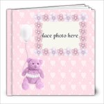 Baby_girl_8x8 - 8x8 Photo Book (20 pages)