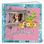 kids of flower - 12x12 Photo Book (20 pages)