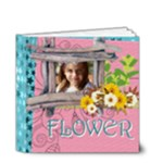 kids of flower - 4x4 Deluxe Photo Book (20 pages)