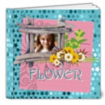 kids of flower - 8x8 Deluxe Photo Book (20 pages)