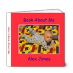 Alex - 6x6 Deluxe Photo Book (20 pages)