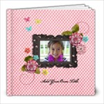 8x8- Sweet Life - 8x8 Photo Book (20 pages)