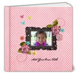 8x8 DELUXE- Sweet Life - 8x8 Deluxe Photo Book (20 pages)