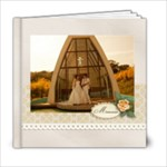 Pre-Wedding Photo Album - Revised 1 - 6x6 Photo Book (20 pages)