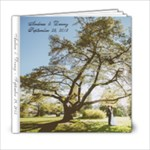 DA wedding - 6x6 Photo Book (20 pages)