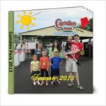 Camden Park 2013 - 6x6 Photo Book (20 pages)