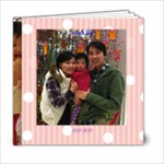 Alison - 6x6 Photo Book (20 pages)