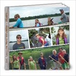 Camping - Champlain park 2012 - 8x8 Photo Book (20 pages)