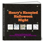 Halloween Henry - 8x8 Deluxe Photo Book (20 pages)
