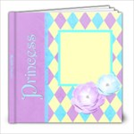 storybook princess - 8x8 Photo Book (20 pages)