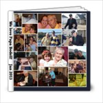 6x6 Gpas visit - 6x6 Photo Book (20 pages)