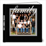 foster family - 8x8 Photo Book (20 pages)