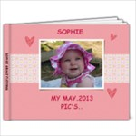 sOPHIE - 11 x 8.5 Photo Book(20 pages)