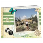 ARUBA - 11 x 8.5 Photo Book(20 pages)