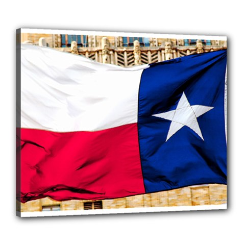 Texas Canvas 24  X 20  (framed) by dray6389