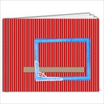 red white and blue  - 11 x 8.5 Photo Book(20 pages)