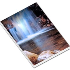 Waterfall Large Memo Pad by designsbyvee