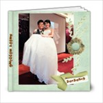 wedding - 6x6 Photo Book (20 pages)