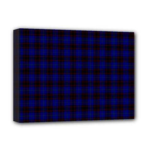 Homes Tartan Deluxe Canvas 16  X 12  (framed)  by BestCustomGiftsForYou