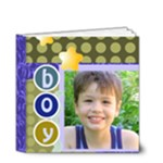 kids boy - 4x4 Deluxe Photo Book (20 pages)