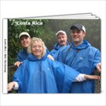 Costa rica  - 11 x 8.5 Photo Book(20 pages)
