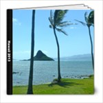 Hawaii 2013 1 - 8x8 Photo Book (20 pages)